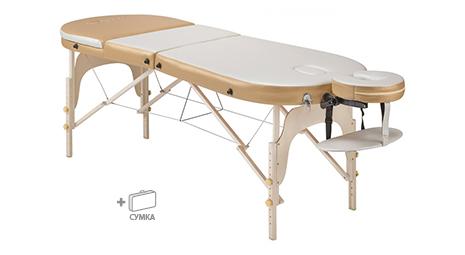 Трехсекционный массажный стол ANATOMICO MILANO