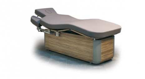 Самый широкий массажный стол MLW